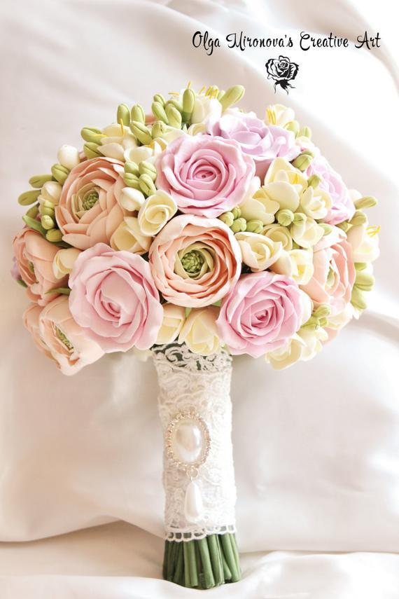 Ranunkel Brautstrauß  Ähnliche Artikel wie Brautstrauss Alternative Hochzeit