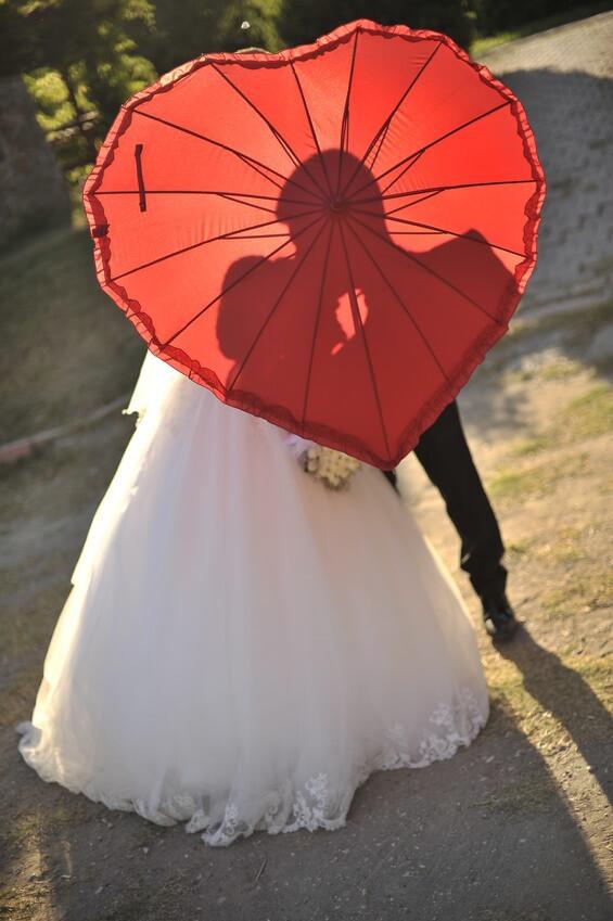 Regenschirmtanz Hochzeit  Hochzeitsspiel Regenschirmtanz
