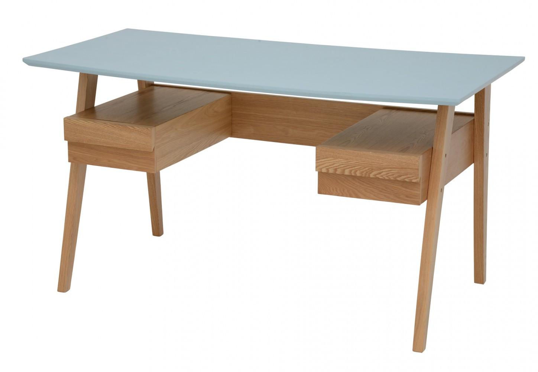 Retro Schreibtisch  Retro Schreibtisch putertisch Arbeitstisch Bürotisch