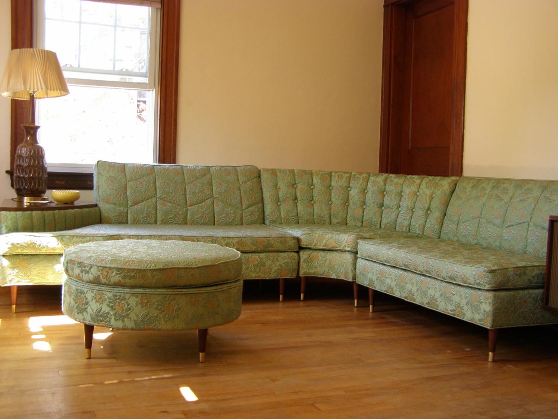 Retro Sofa  Cool Vintage Sofas