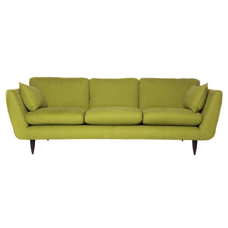 Retro Sofa  retro sofa by couch design