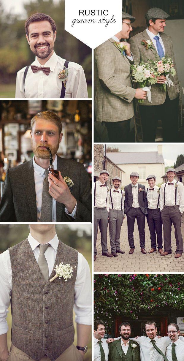 Rockabilly Männer Hochzeit  Hochzeit im perfekten Outfit