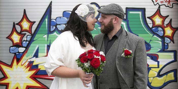 Rockabilly Männer Hochzeit  Rockabilly Hochzeit