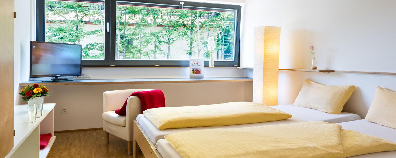 Rotes Haus Friedrichshafen  Bodensee Hotel in Überlingen Hotel Rotes Haus zentral