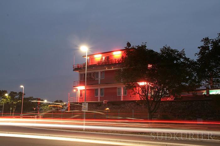 Rotes Haus Friedrichshafen  Friedrichshafen Aus für Bodensee Bordell in