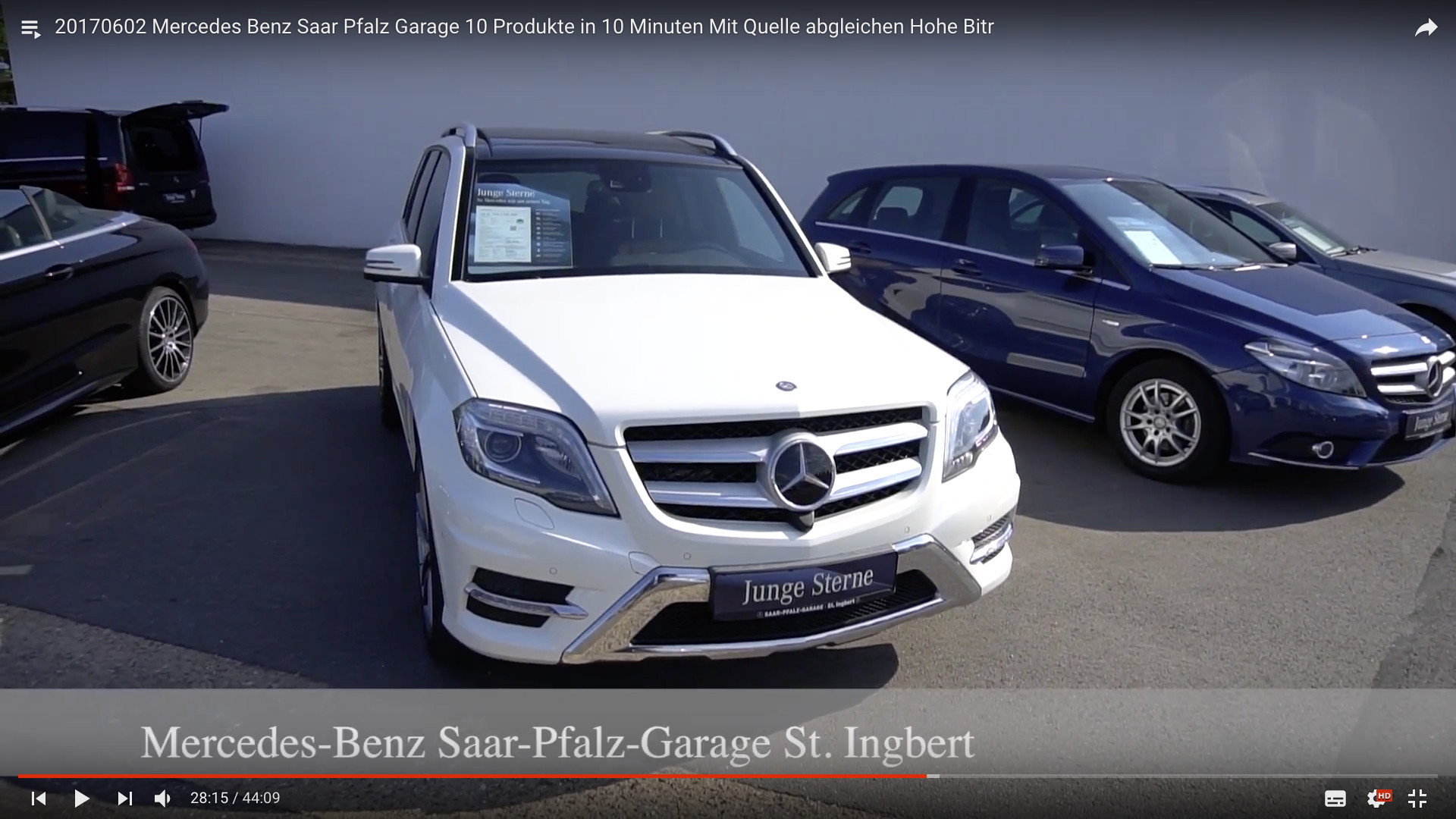 Saar Pfalz Garage  Mercedes Benz Saar Pfalz Garage 10 Produkte in 10