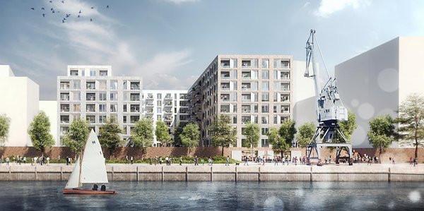 Saga Wohnungen Hamburg  Hamburg bald mit den schönsten Sozialwohnungen der Welt