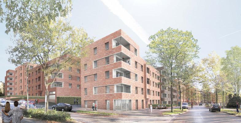 Saga Wohnungen Hamburg  Modernes Wohnen