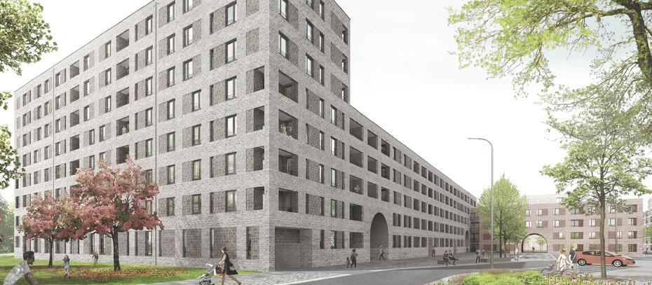 Saga Wohnungen Hamburg  Saga Verschuldung steigt um 1 Mrd Euro