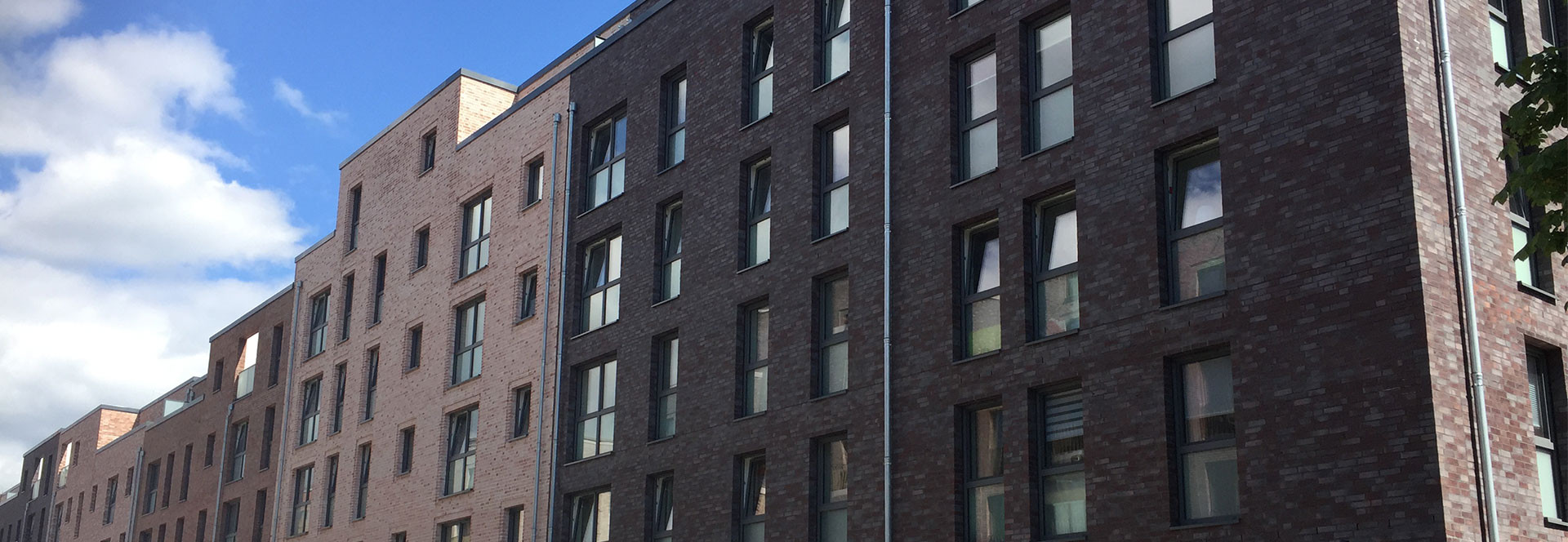 "Saga Wohnungen Hamburg  104 SAGA Wohnungen ""Finkenau 31"" Hamburg MEA Group"