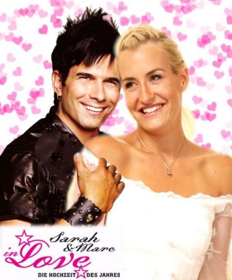 Sarah Connor Und Marc Terenzi Hochzeit  Sarah & Marc Die Hochzeit des Jahres