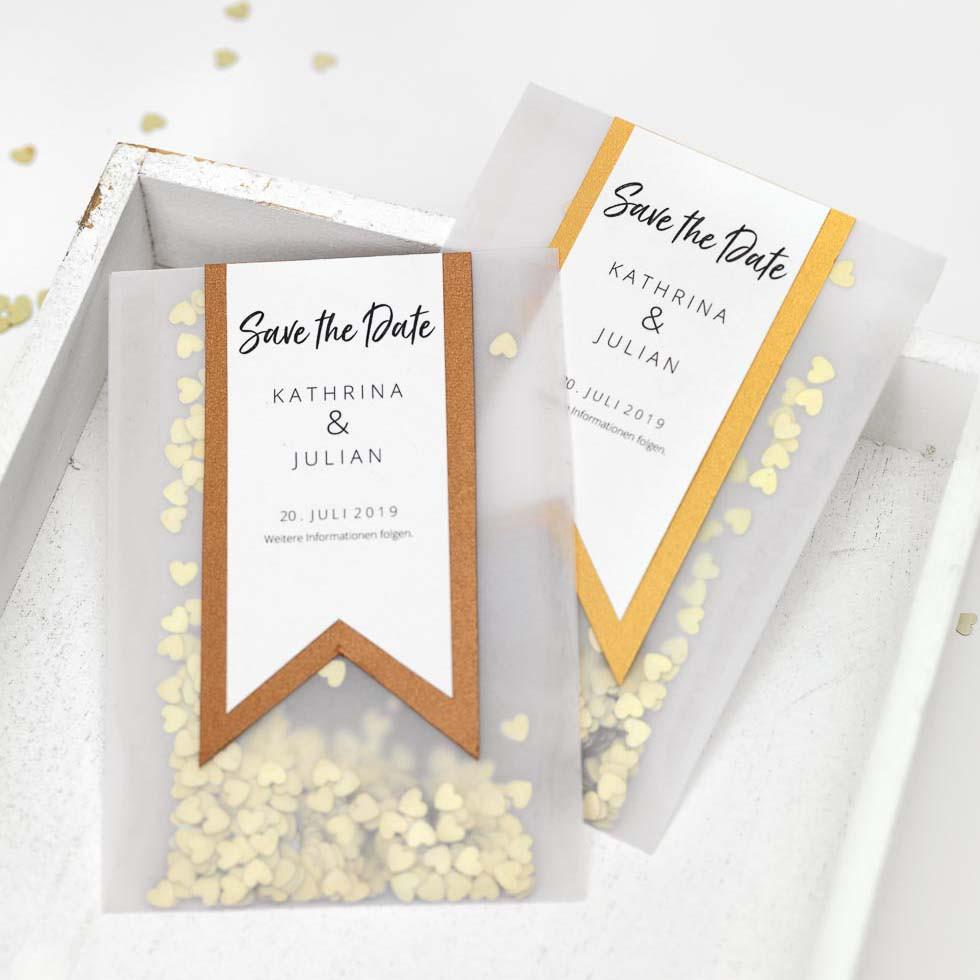 Save The Date Karten Hochzeit  Save the Date Vorlage für Hochzeit