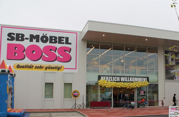 Sb Möbel Boss Leipzig  SB Möbel Boss Alte Messe Leipzig