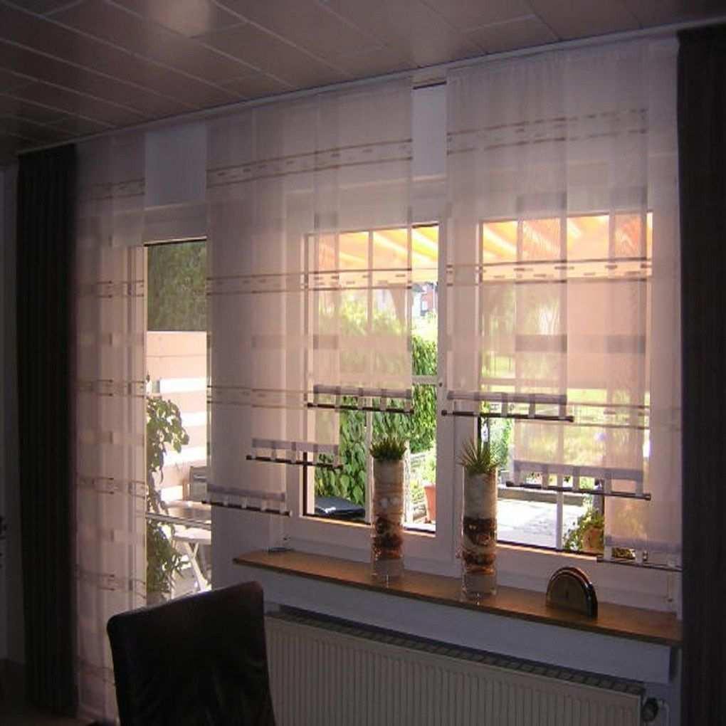 Scheibengardinen Schlafzimmer  Scheibengardinen Für Balkontür Schlafzimmer Gardinen Mit