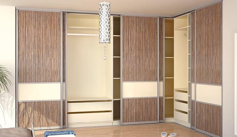 Schiebetür Schrank  Raumteiler selber bauen