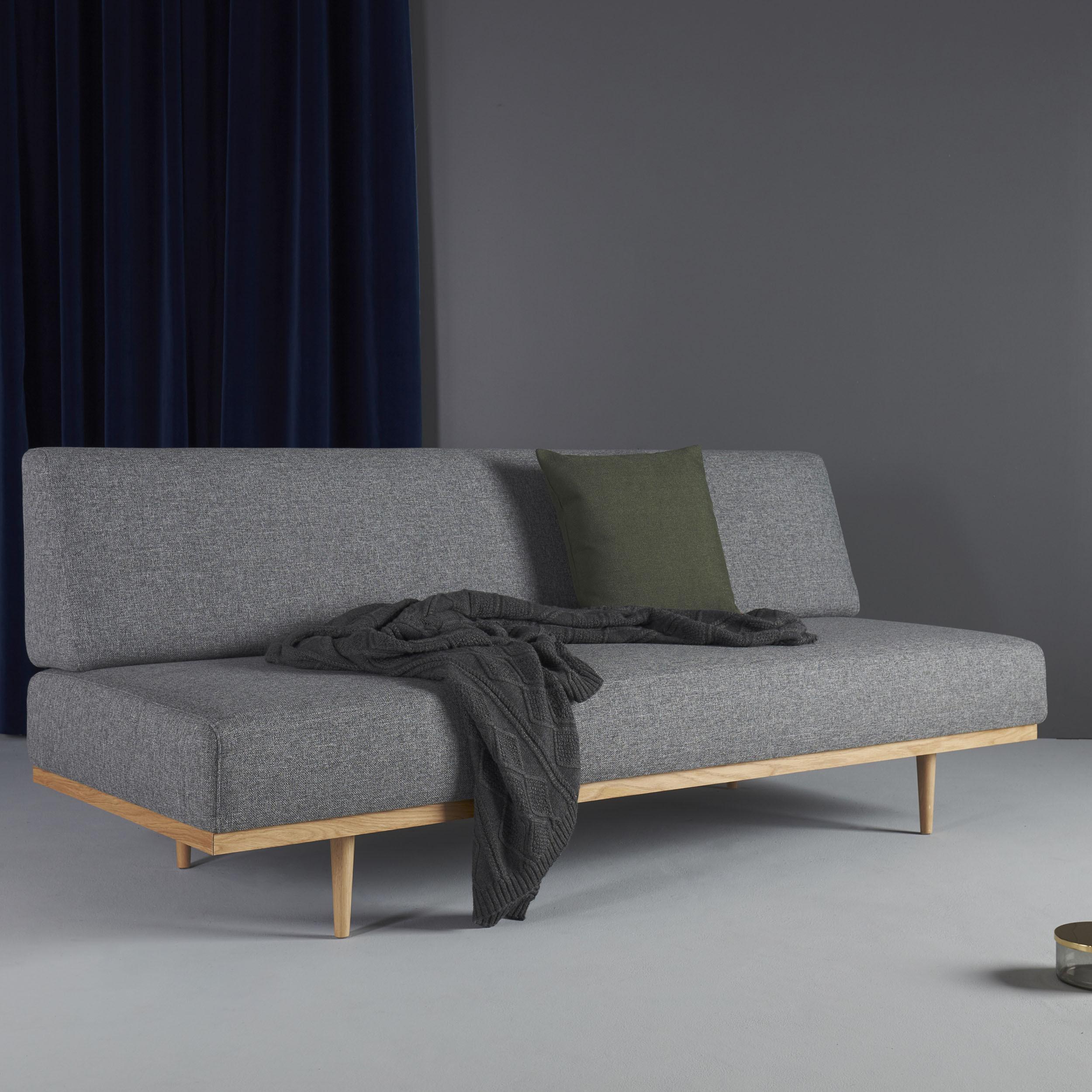 Schlafsofa Grau  Skara Schlafsofa grau A 001 online kaufen bei WOONIO