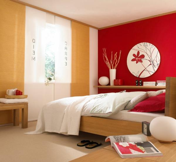 Schlafzimmer Farben  Farben für schlafzimmer wände