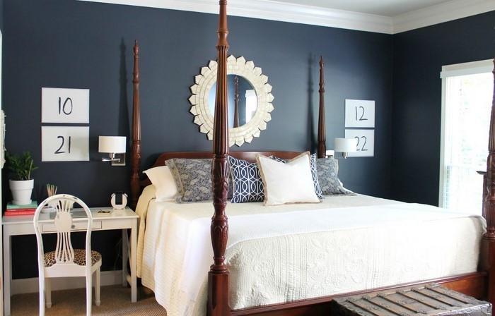 Schlafzimmer Farben  104 Schlafzimmer Farben Ideen und Farbinterpretationen