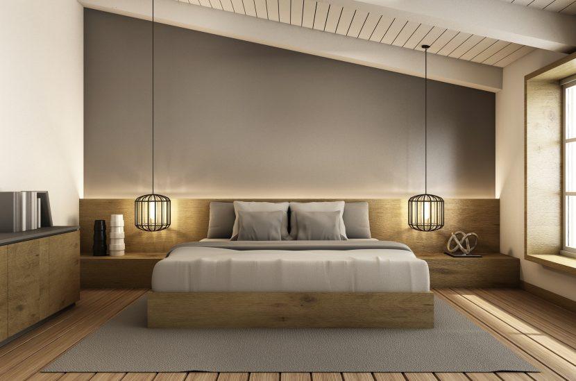 Schlafzimmer Farben  Schlafzimmer Farbe Farbe wohnen Raum einrichten gestalten