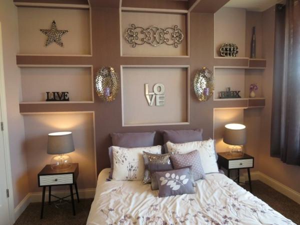 Schlafzimmer Farben  Farbideen Schlafzimmer einflußreiche Farben und Dekoration