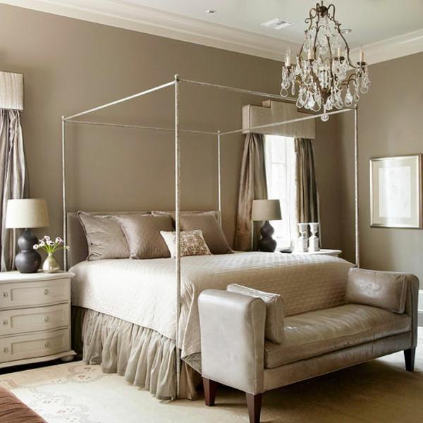 Schlafzimmer Farben  Gestaltung schlafzimmer farben