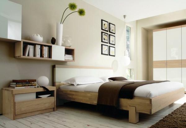 Schlafzimmer Farben  Feng Shui Schlafzimmer 20 Beispiele Archzine