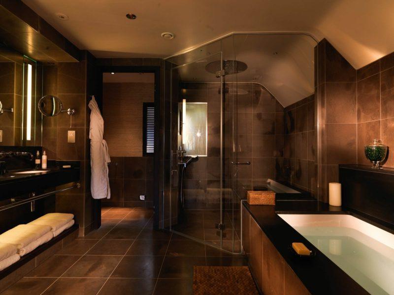 Schöne Bäder  20 Ideen für schöne Bäder Badezimmer ZENIDEEN