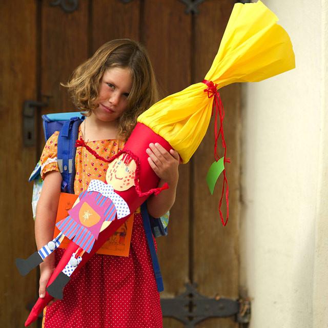 Schöne Geschenke  Schöne Geschenke für Schultüte Ideen zum Befüllen