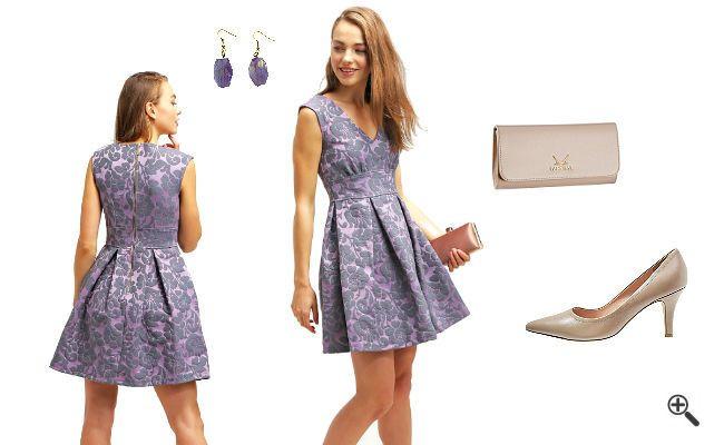 Schöne Kleider Für Hochzeit  Schöne Kleider für Hochzeit als Gast günstig online kaufen