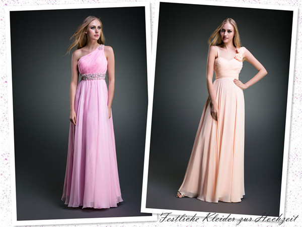 Schöne Kleider Für Hochzeit  Abschlusskleider 2013 Günstige Abendkleider Lang