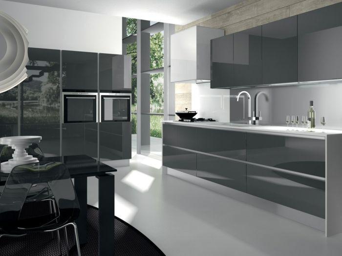 Schöne Küchen  kücheneinrichtung schöne küche moderne küchen