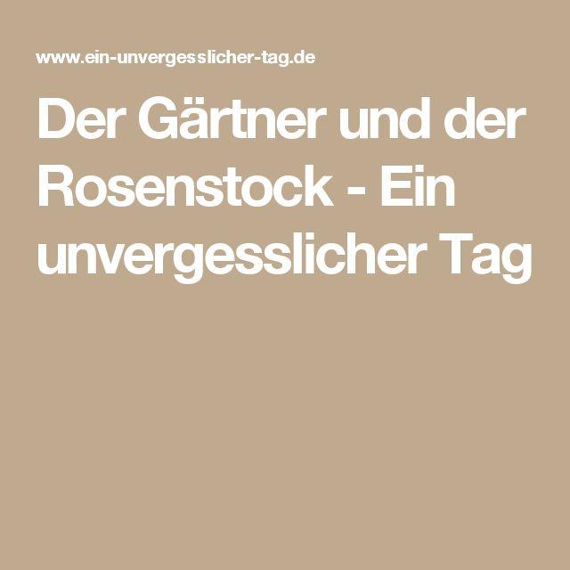 Schöne Lesung Für Hochzeit  Der Gärtner und der Rosenstock Schöne Lesung zur