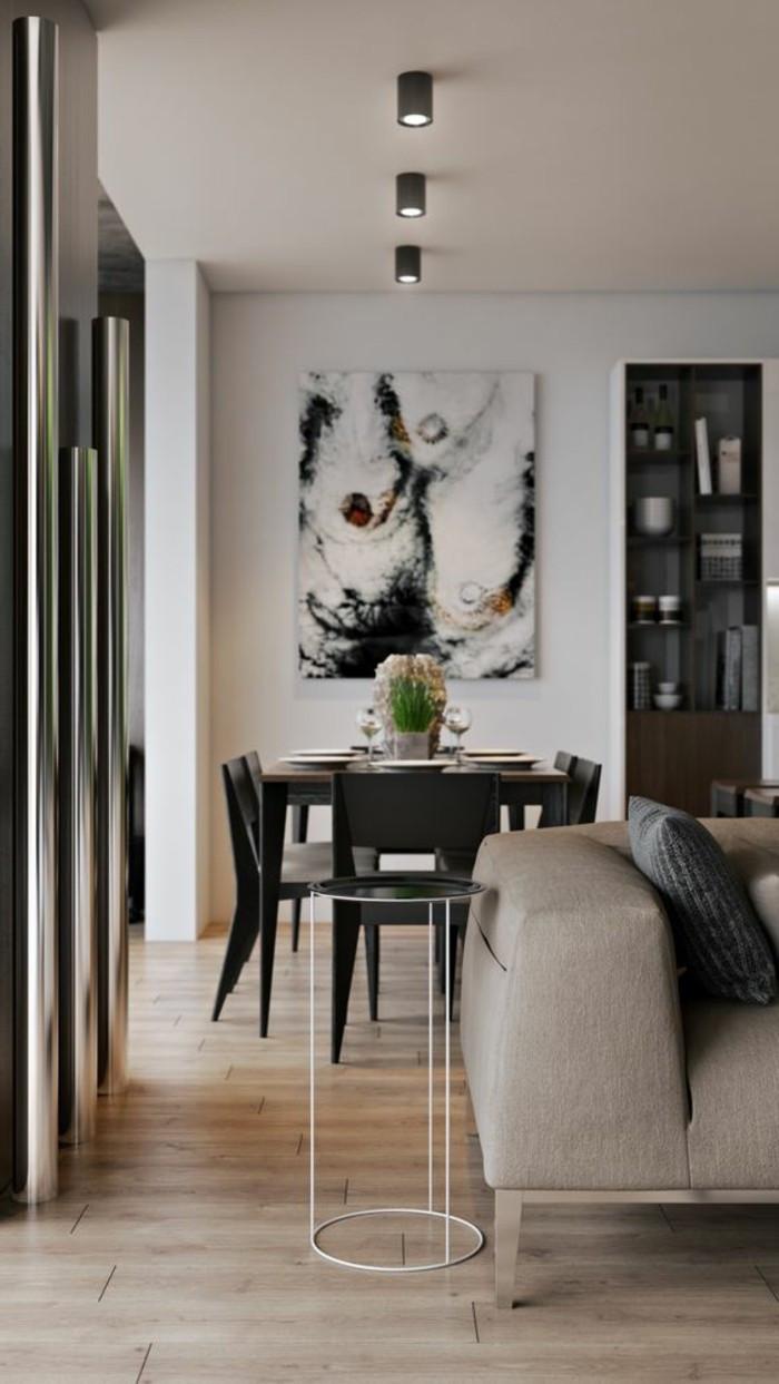 Schöne Wohnzimmer  115 schöne Ideen für Wohnzimmer in Beige Archzine