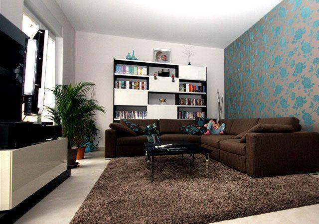 Schöne Wohnzimmer  Wohnzimmer Einrichtung aus einer Hand