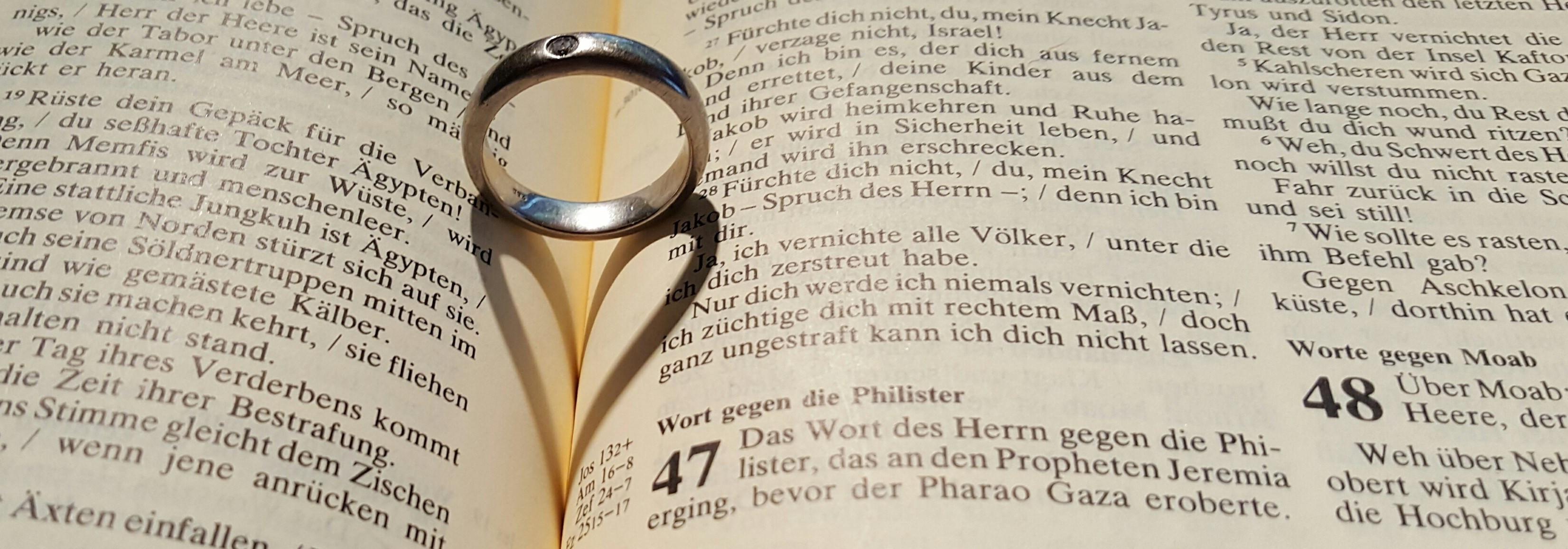 Evangelium Hochzeit