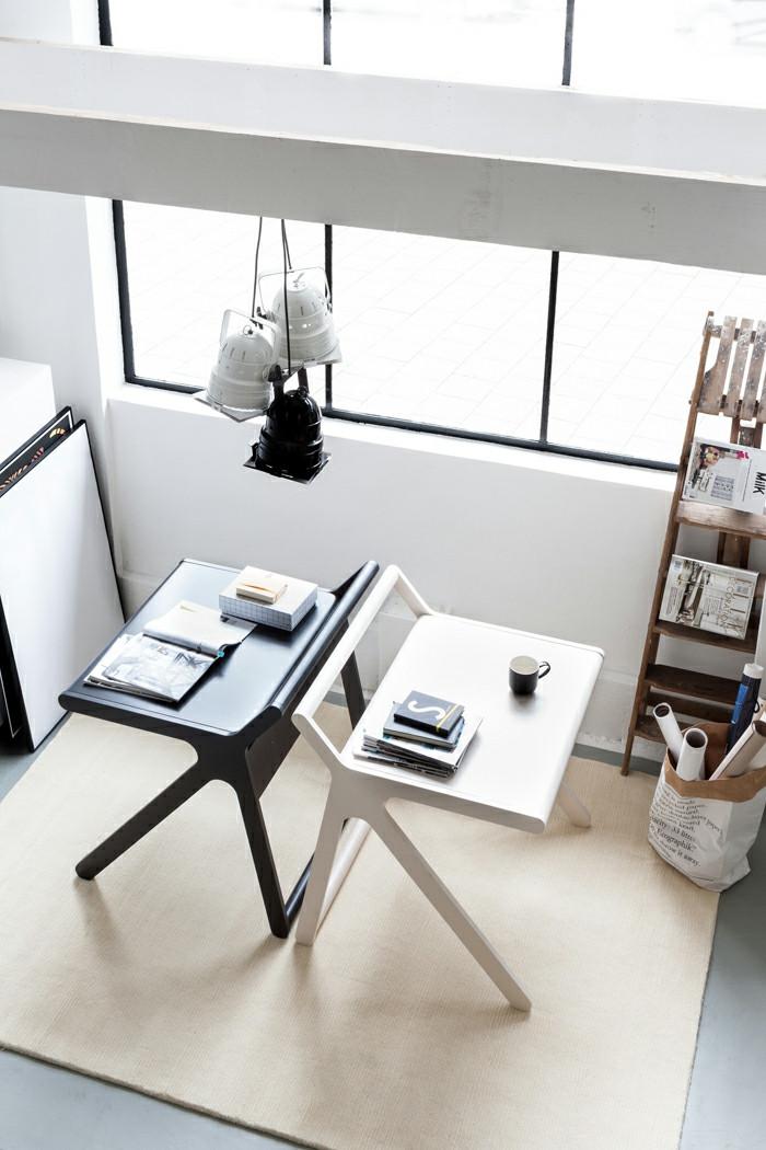 Schreibtisch Design  Kinder Schreibtisch Design im trendigen skandinavischen Stil