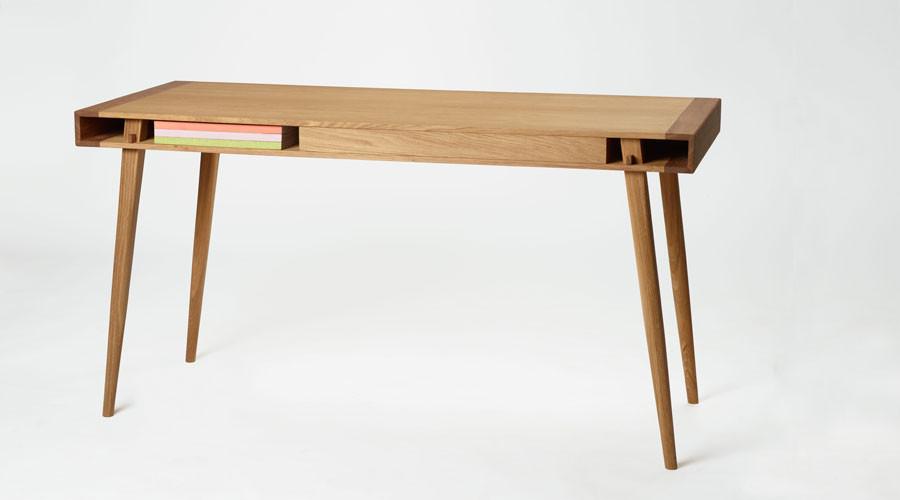 Schreibtisch Design  POET DESK von Nordic Tales I HolzDesignPur