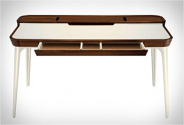 Schreibtisch Design  Schreibtisch Design für das moderne minimalistische Büro