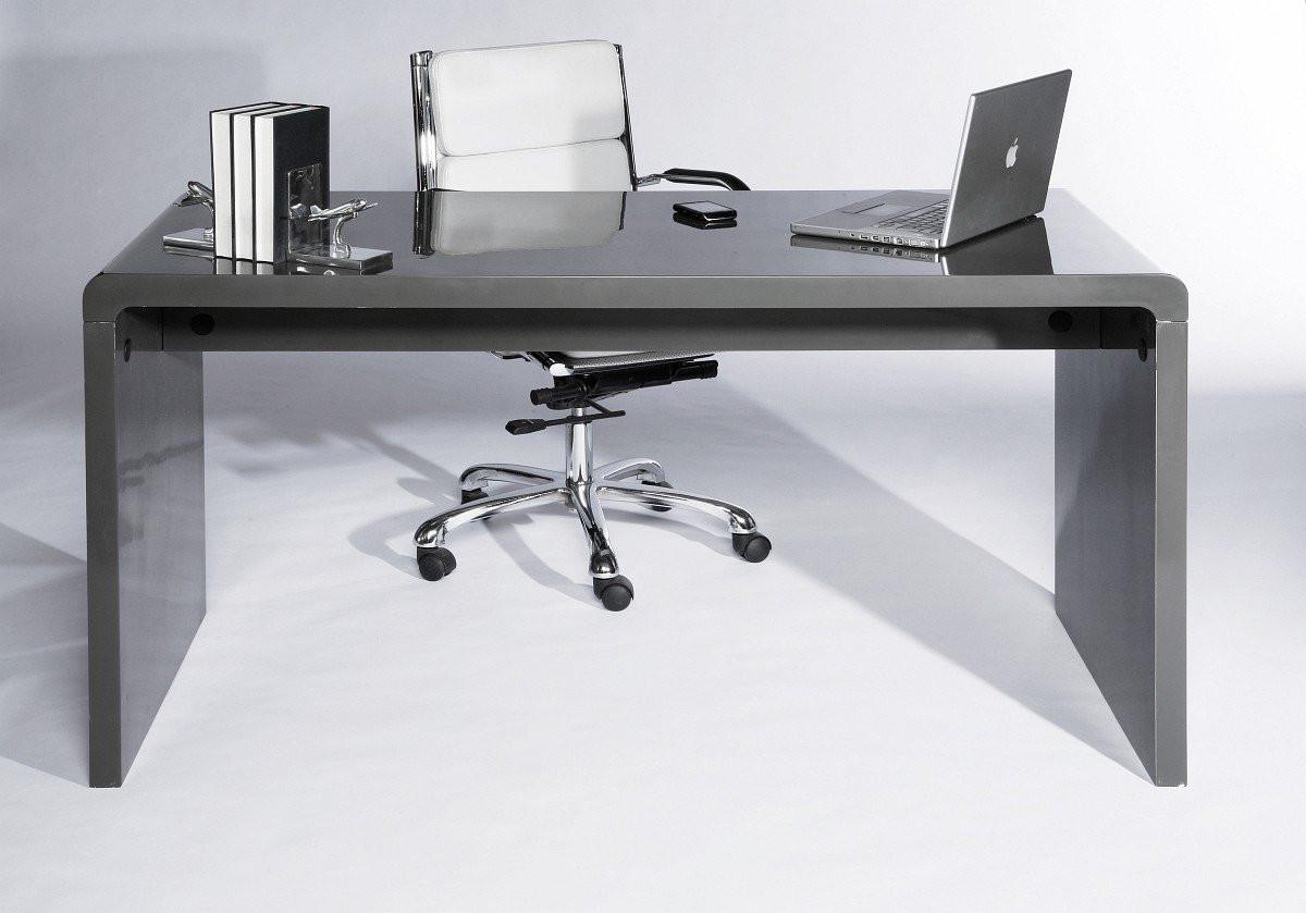 Schreibtisch Schwarz Hochglanz  schreibtisch schwarz hochglanz
