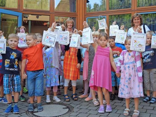Schulstart Geschenke  Lesetüten zum Schulstart – Geschenke für Erstklässler