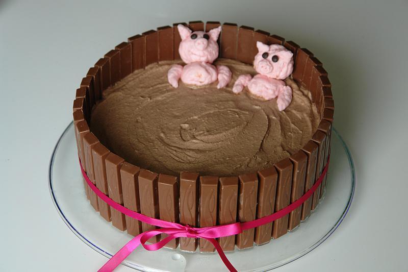 Schweine Kuchen  Kuchen Fotoalbum