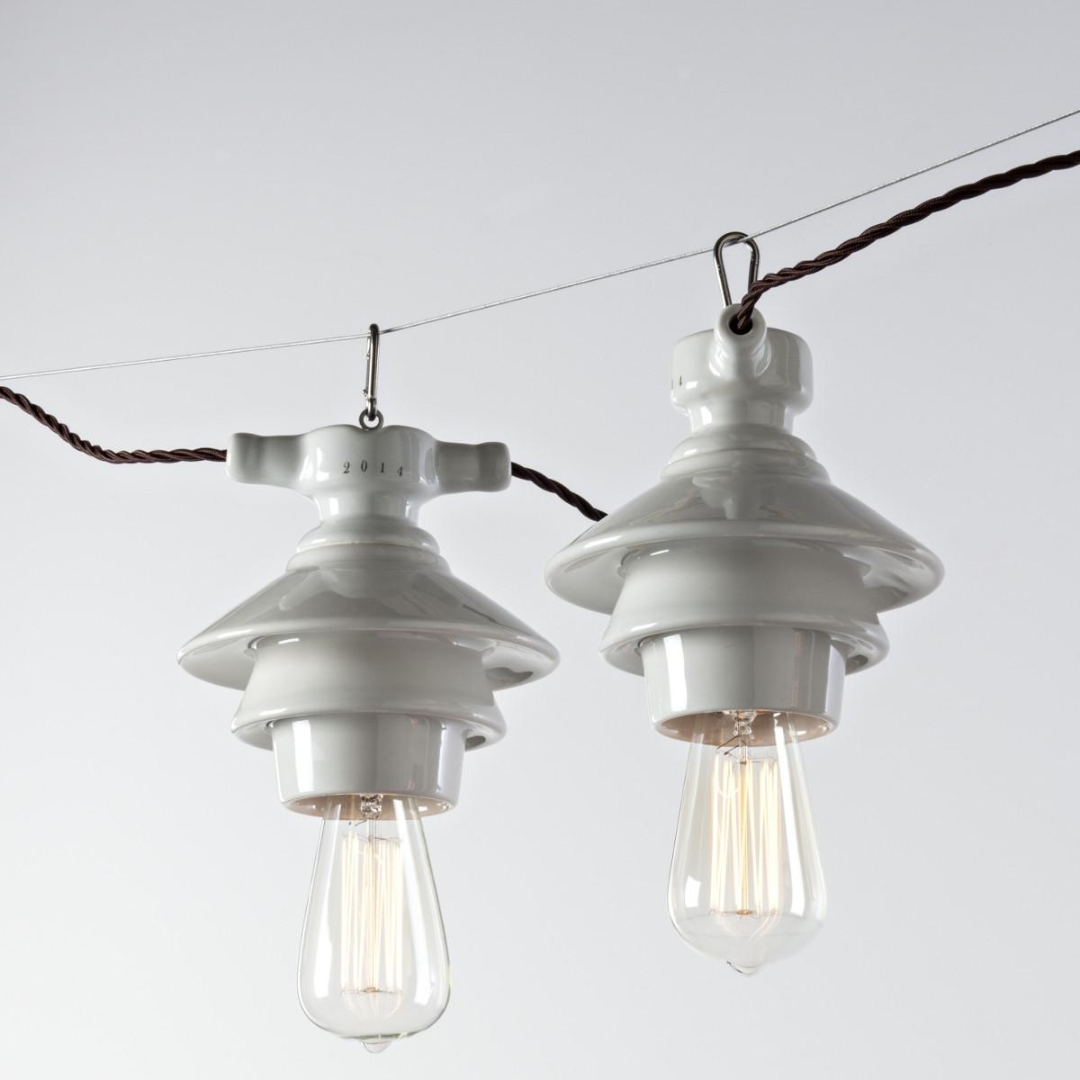 Seilsysteme Beleuchtung  Loft Beleuchtung Mehrflammiges Seilsystem mit