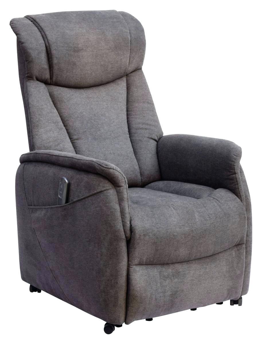 Sessel Grau  Sessel Grau Tv Sessel Grau Relaxfunktion Ineke