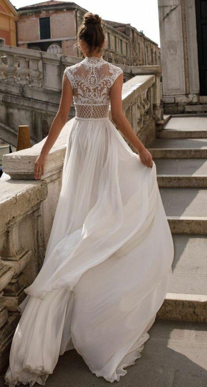 Sexy Hochzeitskleid  Best 25 Boho ideas on Pinterest