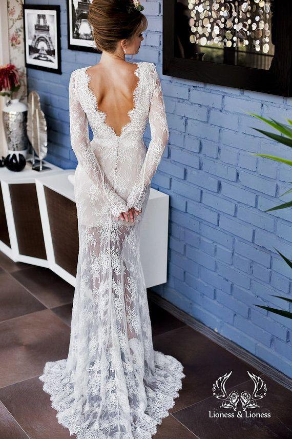 Sexy Hochzeitskleid  25 best ideas about Unique wedding dress on Pinterest