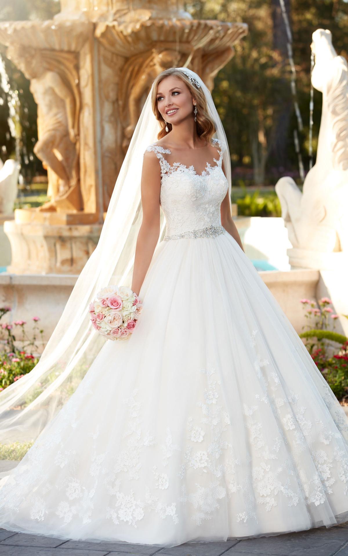 Sexy Hochzeitskleid  16 Best Ball Gown Wedding Dresses Ideas
