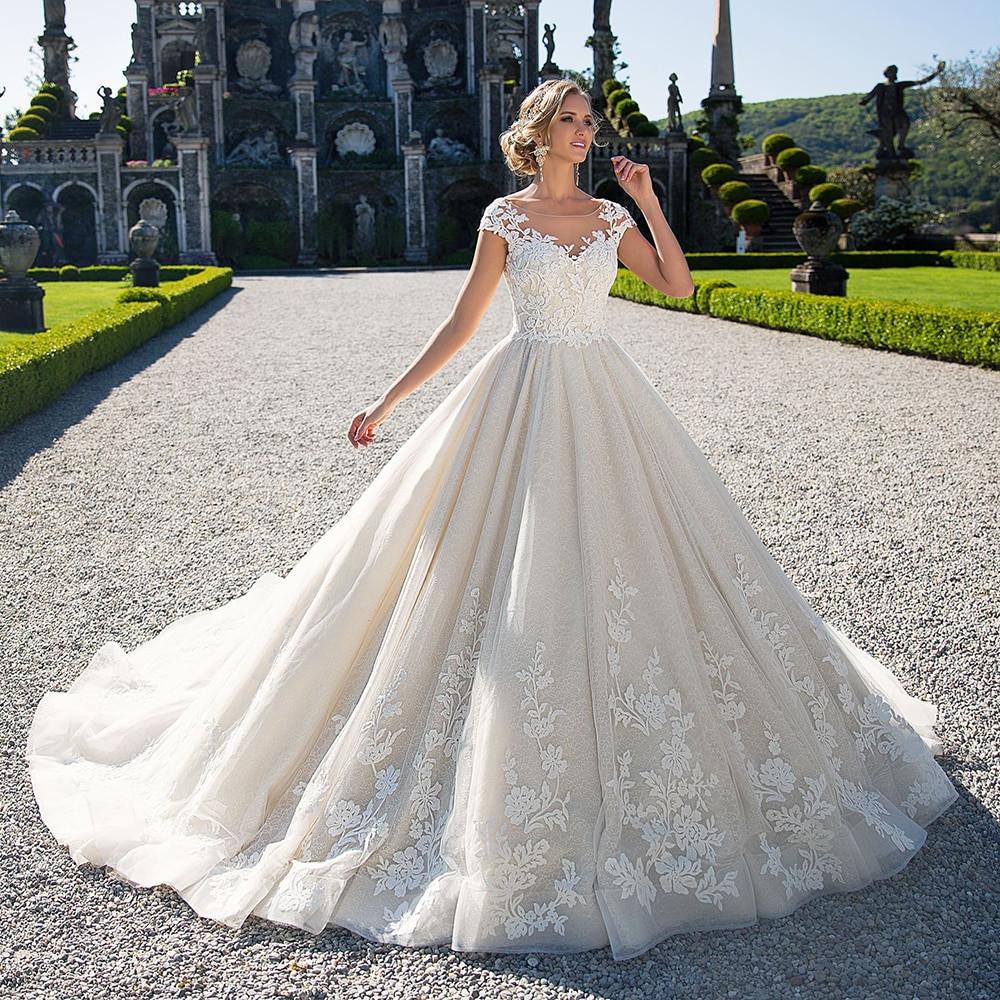 Sexy Hochzeitskleid  Robe de Mariage Hochzeitskleid y Backless Brdial