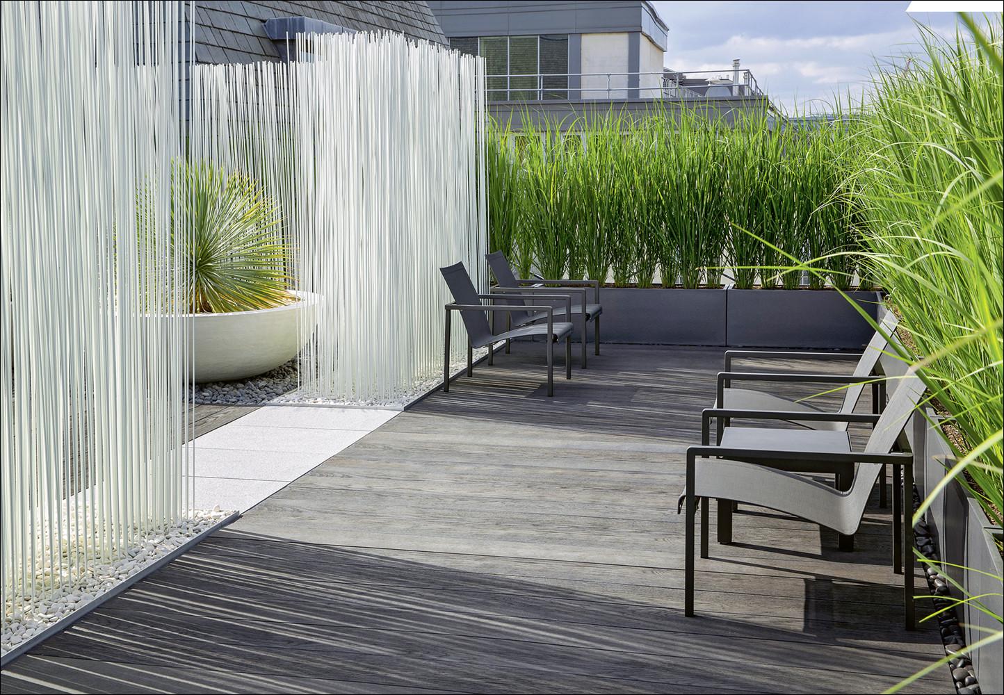 Sichtschutz Im Garten  Sichtschutz und Raumteiler im Garten