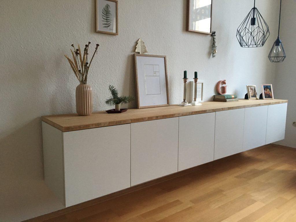 Sideboard Wohnzimmer  Neues Sideboard im Wohnzimmer – Frau Liebchen