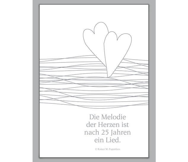 Silberne Hochzeit Sprüche  Pin von 1a Grusskarten auf 1a Grusskarten
